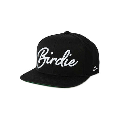 abf443b0 GreenRabbit Golf, Birds of Condor, Birdie Snapback Black, Cap - GreenRabbit  Golf GOLFFASHION