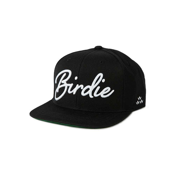 GreenRabbit Golf, Birds of Condor, Birdie Snapback Black, Cap - GreenRabbit Golf GOLFFASHION & LIFESTYLE