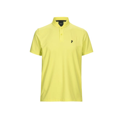 GreenRabbit Golf, Peak Performance, Austinpo Golf Polo Herren-Shirt Blaze Lime, T-Shirt - GreenRabbit Golf GOLFFASHION & LIFESTYLE