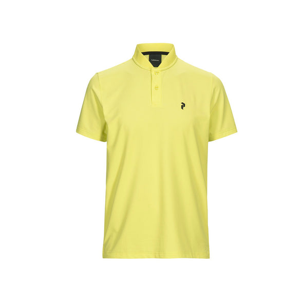 GreenRabbit Golf, Peak Performance, Austinpo Golf Polo Herren-Shirt Blaze Lime, Shirt - GreenRabbit Golf GOLFFASHION & LIFESTYLE