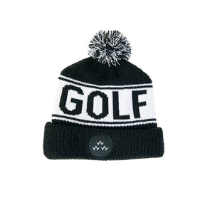 GreenRabbit Golf, Birds of Condor, GOLF Beanie, Cap - GreenRabbit Golf GOLFFASHION & LIFESTYLE
