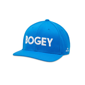 GreenRabbit Golf, Birds of Condor, BOGEY Trucker Snapback Blue, Cap - GreenRabbit Golf GOLFFASHION & LIFESTYLE