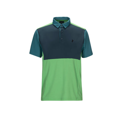 GreenRabbit Golf, Peak Performance, Ratourpo Shirt Vibe Green, Shirt - GreenRabbit Golf GOLFFASHION & LIFESTYLE