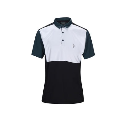 GreenRabbit Golf, Peak Performance, Ratourpo Shirt Black, Shirt - GreenRabbit Golf GOLFFASHION & LIFESTYLE
