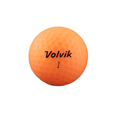GreenRabbit Golf, Volvik, Volvik VIMAT Soft matt - Orange, Balls - GreenRabbit Golf GOLFFASHION & LIFESTYLE