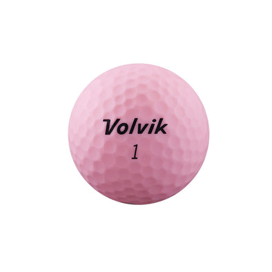 GreenRabbit Golf, Volvik, Volvik VIMAT Soft matt - Pink, Balls - GreenRabbit Golf GOLFFASHION & LIFESTYLE