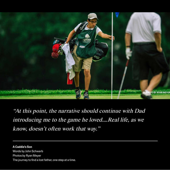 GreenRabbit Golf, The Golfers Journal, The Golfers Journal No. 8, Magazin - GreenRabbit Golf GOLFFASHION & LIFESTYLE