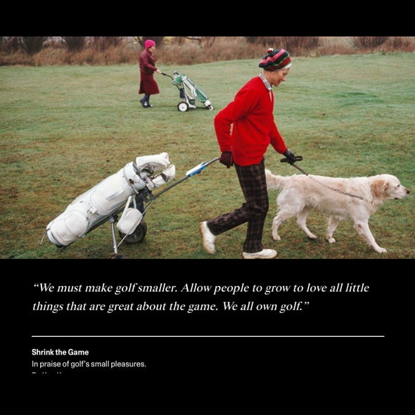 GreenRabbit Golf, The Golfers Journal, The Golfers Journal No. 11, Magazin - GreenRabbit Golf GOLFFASHION & LIFESTYLE