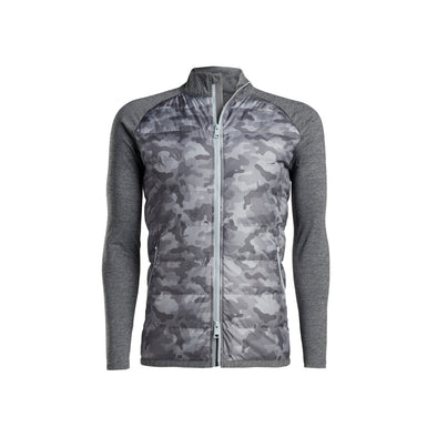 THE SHELBY CAMO JACKET	CHARCOAL CAMO