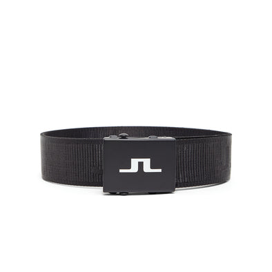 Bernt Golf Belt Black