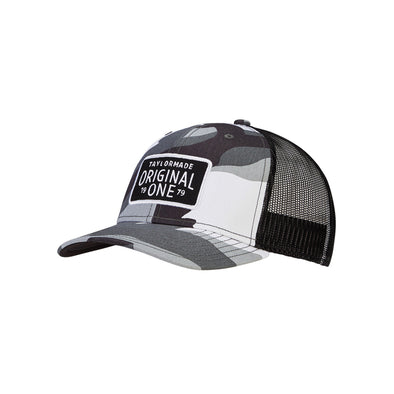 Original One Trucker Hat Camo