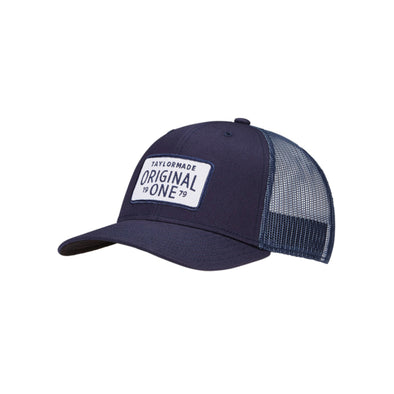 Original One Trucker Hat Navy