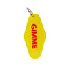 GreenRabbit Golf, Birds of Condor, Gimmie Keyring Yellow, Gift - GreenRabbit Golf GOLFFASHION & LIFESTYLE