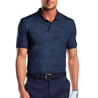 GreenRabbit Golf, G/Fore, Camo Polo Twilight, Shirt - GreenRabbit Golf GOLFFASHION & LIFESTYLE
