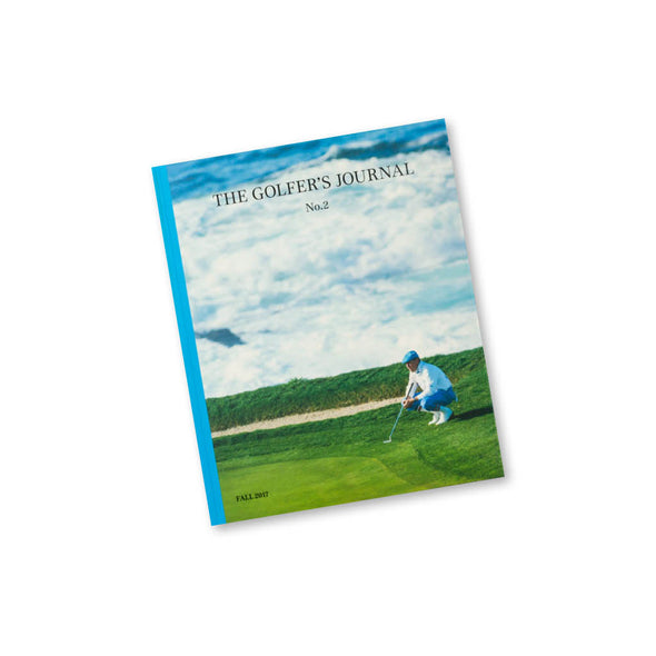 GreenRabbit Golf, The Golfers Journal, The Golfers Journal No. 2, Magazin - GreenRabbit Golf GOLFFASHION & LIFESTYLE