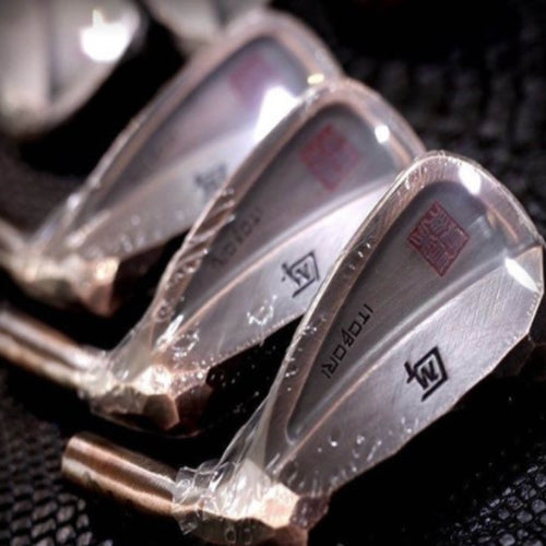 GreenRabbit Golf, ITOBORI, Iron Cavity Black Copper Iron Set #3-PW, Club - GreenRabbit Golf GOLFFASHION & LIFESTYLE