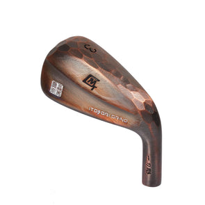 GreenRabbit Golf, ITOBORI, Driving Iron Vintage Copper #3 or #4, Club - GreenRabbit Golf GOLFFASHION & LIFESTYLE
