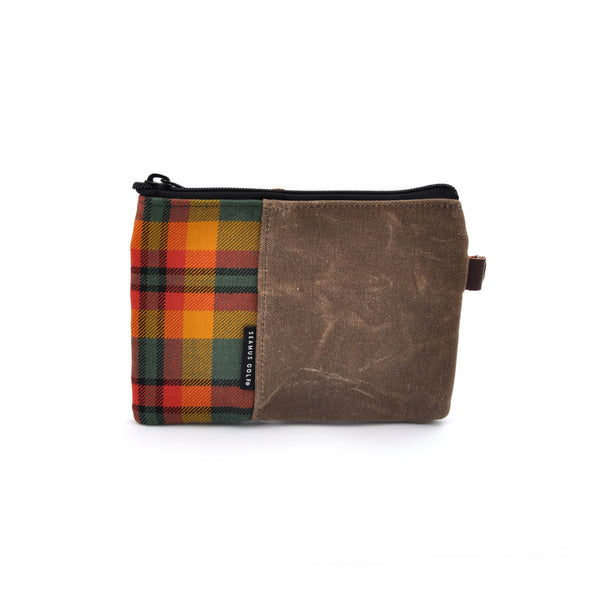 GreenRabbit Golf, Seamus Golf, COUNTY LONDONDERRY ZIPPED POUCH, Cover - GreenRabbit Golf GOLFFASHION & LIFESTYLE