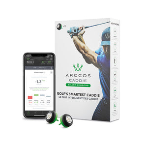 Arccos Caddie Smart Sensors Golf Performance Tracking System (Gen. 3)