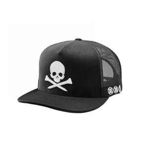 GreenRabbit Golf, G/Fore, Skull Trucker Onyx, Cap - GreenRabbit Golf GOLFFASHION & LIFESTYLE