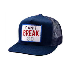 Can't break 80 Trucker Twilight