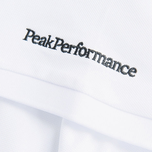 GreenRabbit Golf, Peak Performance, M Tech Solid Polo White, Shirt - GreenRabbit Golf GOLFFASHION & LIFESTYLE