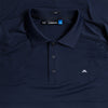 GreenRabbit Golf, J. Lindeberg, Jesper Slim TX Tourque JL Navy, Shirt - GreenRabbit Golf GOLFFASHION & LIFESTYLE