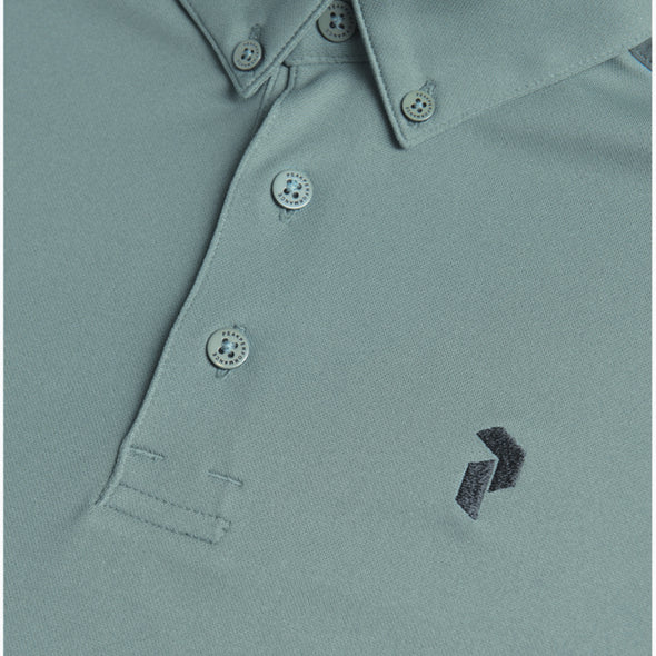 GreenRabbit Golf, Peak Performance, M Panmore BD Polo Alpine Tundra, Shirt - GreenRabbit Golf GOLFFASHION & LIFESTYLE