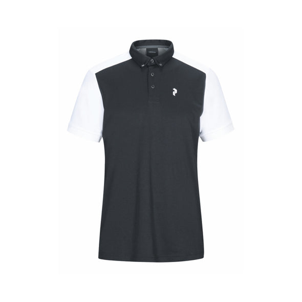 GreenRabbit Golf, Peak Performance, M Panmore BD Polo Black, Shirt - GreenRabbit Golf GOLFFASHION & LIFESTYLE