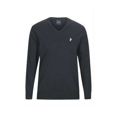 GreenRabbit Golf, Peak Performance, M Classic V-Neck Black, Pullunder - GreenRabbit Golf GOLFFASHION & LIFESTYLE