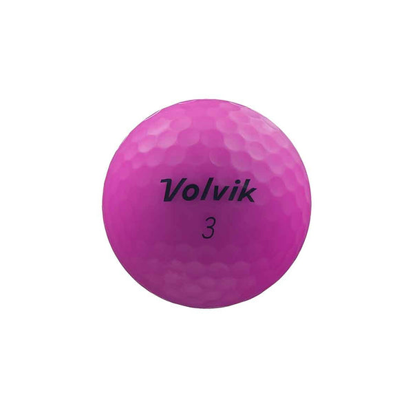 GreenRabbit Golf, Volvik, Volvik Vivid Purple matt, Balls - GreenRabbit Golf GOLFFASHION & LIFESTYLE