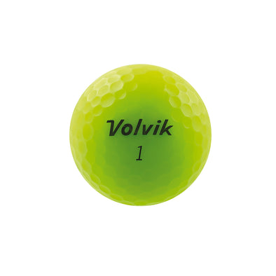 GreenRabbit Golf, Volvik, Volvik Vivid Green matt, Balls - GreenRabbit Golf GOLFFASHION & LIFESTYLE