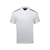 GreenRabbit Golf, J. Lindeberg, Tane Slim TX Troque White, Shirt - GreenRabbit Golf GOLFFASHION & LIFESTYLE