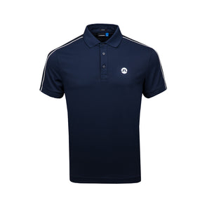GreenRabbit Golf, J. Lindeberg, Tane Slim TX Troque JL Navy, Shirt - GreenRabbit Golf GOLFFASHION & LIFESTYLE