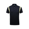 GreenRabbit Golf, J. Lindeberg, Dolph Slim TX Jersey Black, T-Shirt - GreenRabbit Golf GOLFFASHION & LIFESTYLE