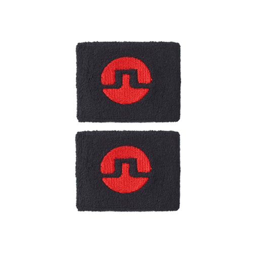 GreenRabbit Golf, J. Lindeberg, Cotton Bridge Sweatband Black, Sweatband - GreenRabbit Golf GOLFFASHION & LIFESTYLE