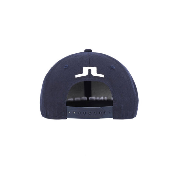 GreenRabbit Golf, J. Lindeberg, Colton Cap Flexi Twill JL Navy, Cap - GreenRabbit Golf GOLFFASHION & LIFESTYLE