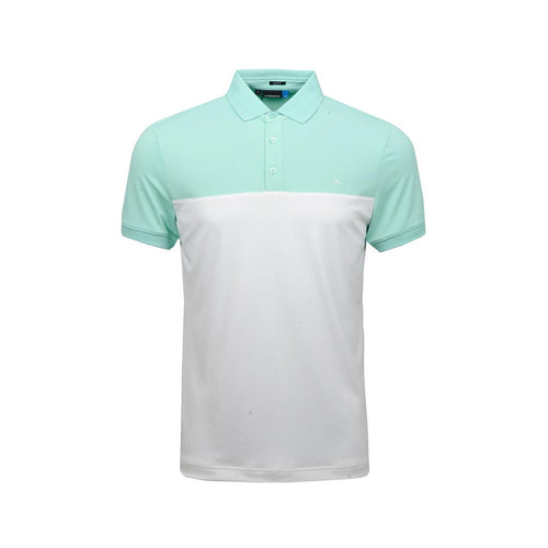 GreenRabbit Golf, J. Lindeberg, Johan Slim TX Tourque Mint, T-Shirt - GreenRabbit Golf GOLFFASHION & LIFESTYLE