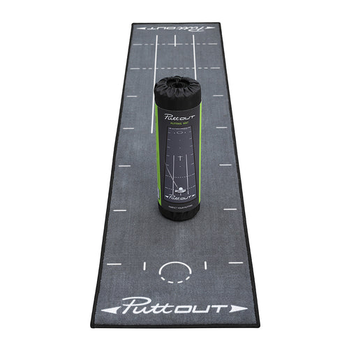 GreenRabbit Golf, PuttOut, PuttOut Golf Putting Mat, Training Aid - GreenRabbit Golf GOLFFASHION & LIFESTYLE
