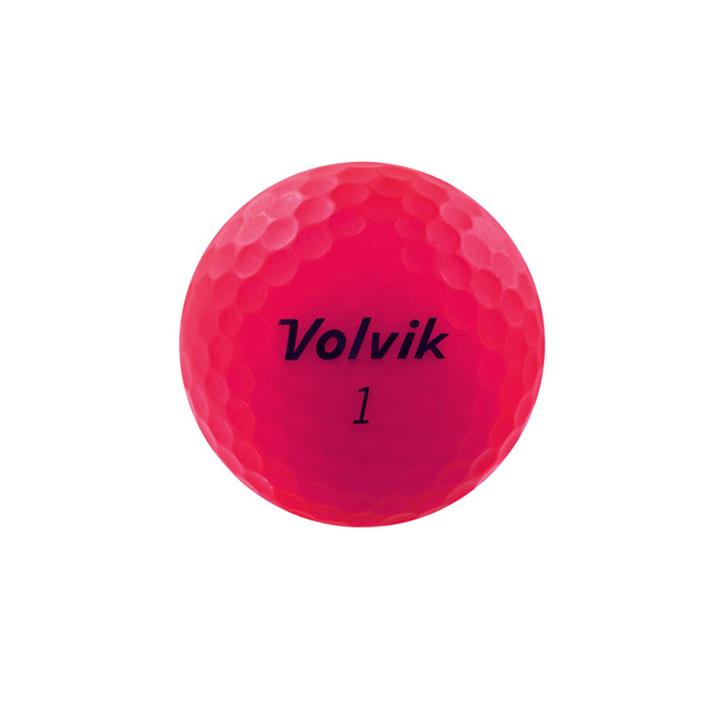 GreenRabbit Golf, Volvik, Volvik Vivid Pink matt, Balls - GreenRabbit Golf GOLFFASHION & LIFESTYLE