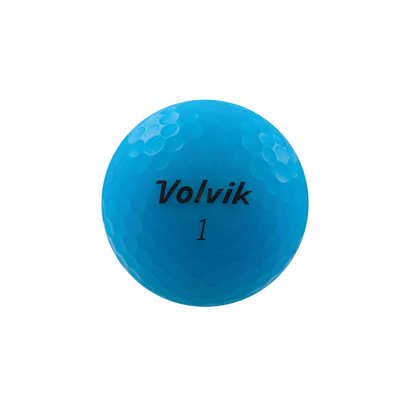 GreenRabbit Golf, Volvik, Volvik Vivid Blue matt, Balls - GreenRabbit Golf GOLFFASHION & LIFESTYLE