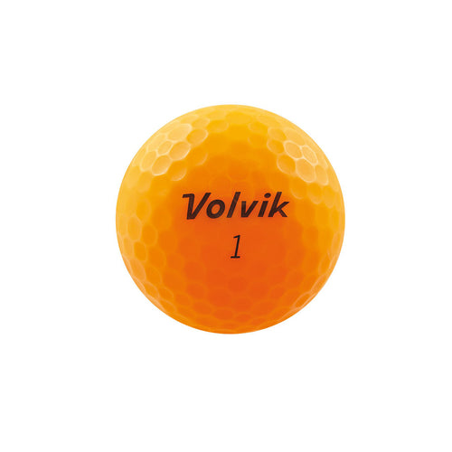 GreenRabbit Golf, Volvik, Volvik Vivid Orange matt, Balls - GreenRabbit Golf GOLFFASHION & LIFESTYLE