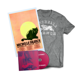 2017 CD Tour Bundle #3 - Grey Rabbit Tee