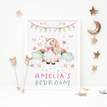 Unicorn Gifts For Girls Bedroom