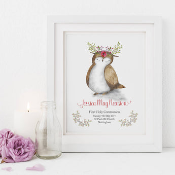 First Holy Communion Print