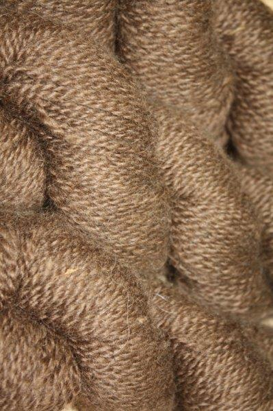 Moorit Brown Yarn