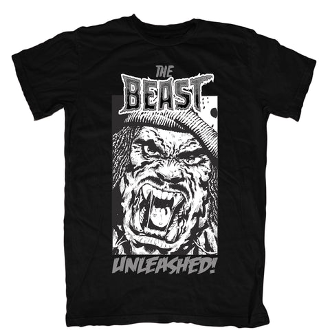 The Beast Unleashed! Black