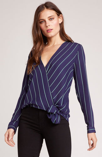 Friday Night Stripes Blouse