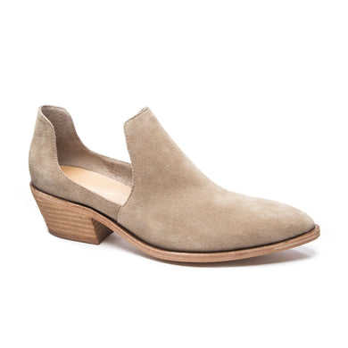 Focus Bootie Suede Mink-Chinese Laundry