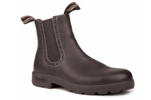 The Women's Series in Voltan Black - Blundstone